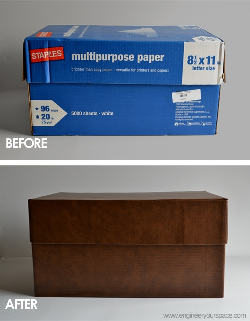 3 Comments & Recycle paper boxes for stylish storage | Smart DIY Solutions for ...