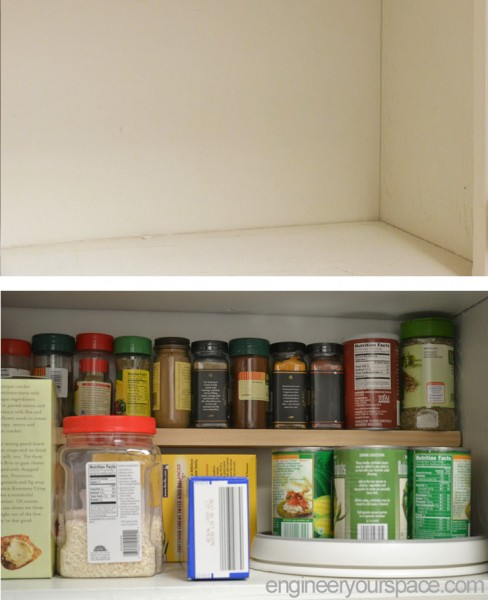 Easy-extra-kitchen-cabinet-shelf-before-after