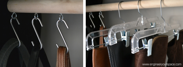 Diy Double Hang Closet Rod Smart Diy Solutions For Renters
