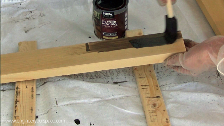 Step-1-staining-wood