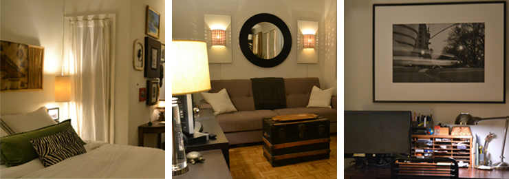 Studio apt furniture affordable see ikeaus smart makeover for Studio apartment solutions