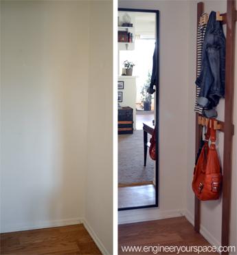 Small entryway makeover ideas