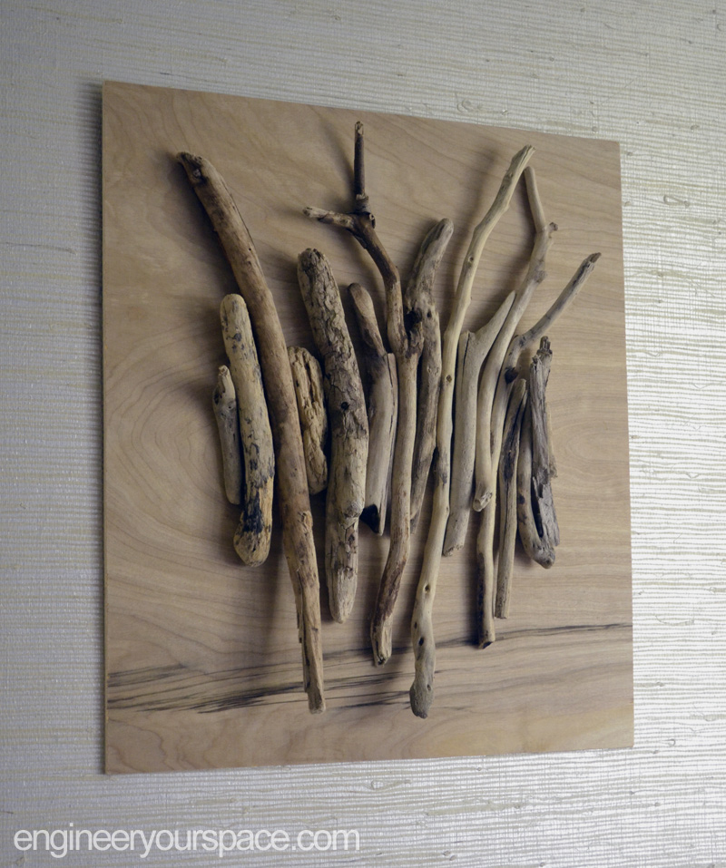 diy driftwood art smart diy solutions for renters