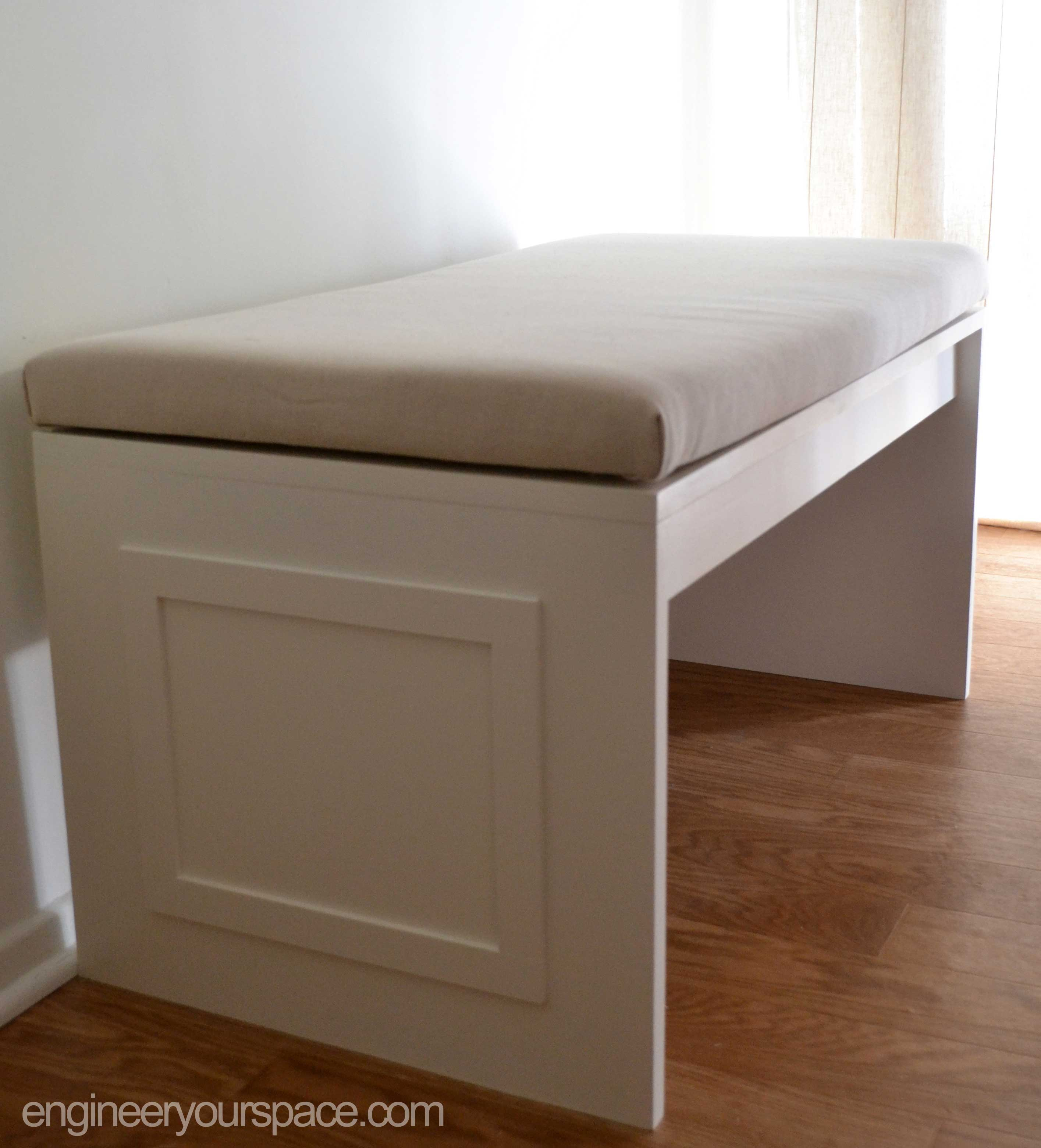 diy mdf bench smart diy solutions for renters