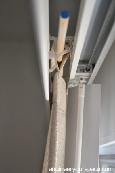 Image Result For Curtain Rodckets Over Blinds