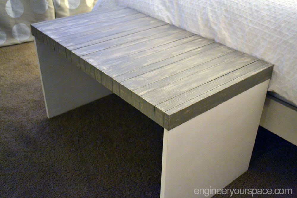 ikea bench makeover smart diy solutions for renters