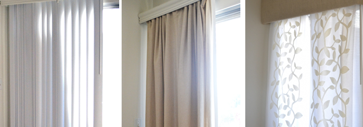 How To Hide Or Replace Vertical Blinds Smart Diy