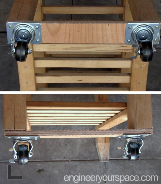 IKEA-kitchen-cart-new-casters