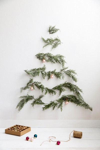 christmas-tree-alternatives-for-small-spaces-christmas-tree-alternatives-ideas-for-small-spaces-lined-pine-56422f7b84cc6e023ab9727e-w1000_h1000