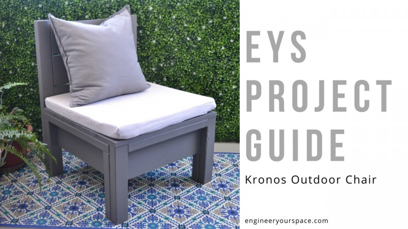 Outdoor Chair Project Guide