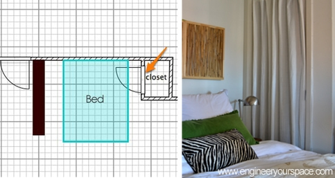 Small apartment furniture layout idea smart diy - Small couch for studio ...