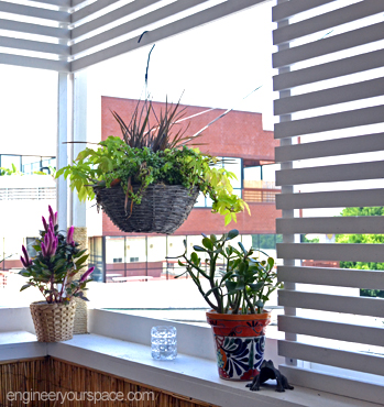 How to decorate a small balcony – LA edition part 1